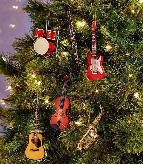 Music at the Holidays