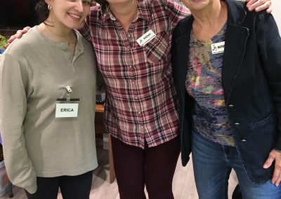 Erica, Kathy & Katherine