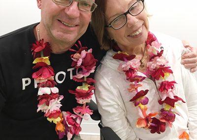 Steve and Debbie