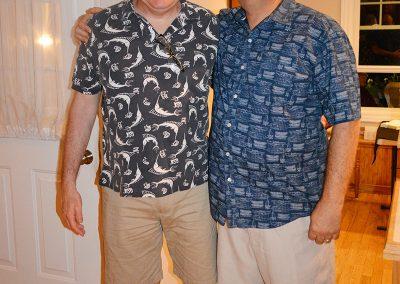 Hosts Eric Hammer & Richard Skerl