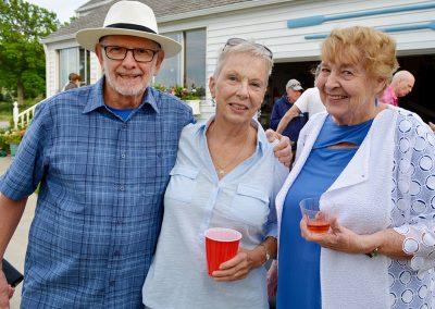 Warren, Katherine & Elaine